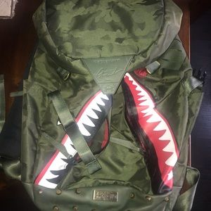 Cam Newton Under Armour Backpack